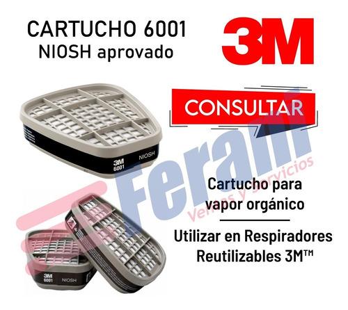Filtro 6001 3m.originales