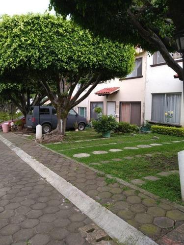 Casa En Condominio En Altavista / Cuernavaca - Maz-46-cd