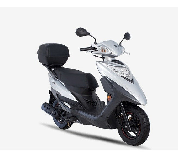 Suzuki Burgman - Haojue Lindy 125 2019 ( Consultora Thayna )
