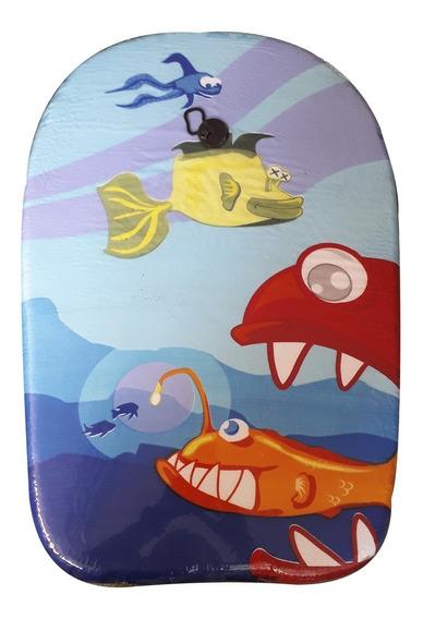 Body Board Tabla Surf Verano Flotador 65cm Niños Fiestaclub