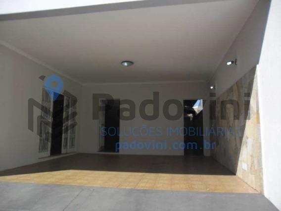 Casa Para Aluguel, 3 Dormitórios, Altos Da Cidade - Bauru - 468