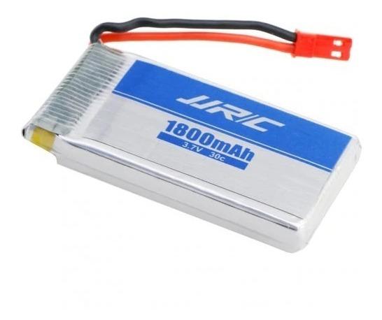 Bateria Drone Jjjrc H68 3.7v 1800mah Lipo 20 Minutos De Voo