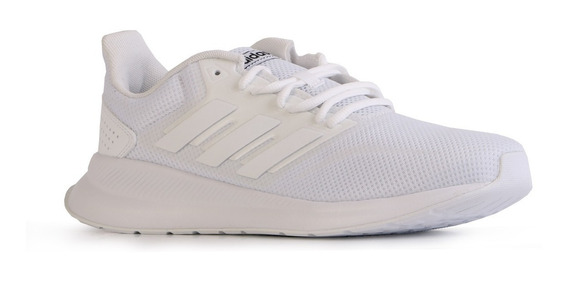 Zapatillas adidas Running Runfalcon Hombre Blanco