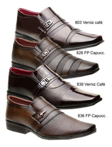 f6c656c9c Sapato Ponce R 8090 Homem Sapatos Sociais Masculino - Sapatos com o ...