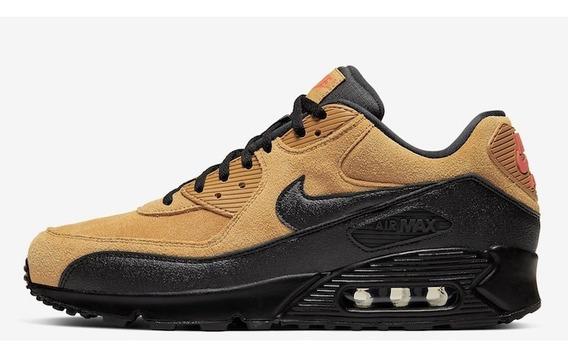 Zapatillas Nike Hombre Air Max 90 Envio Gratis Aj1285700
