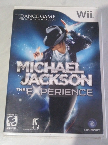 Michael Jackson The Experience Nintendo Wii