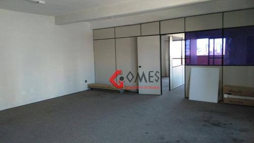 Imagem 1 de 11 de Sala À Venda, 100 M² Por R$ 280.000,00 - Jardim Do Mar - São Bernardo Do Campo/sp - Sa0186