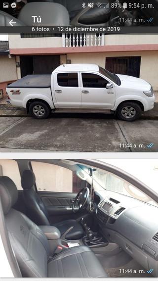 Toyota Hilux Svr Vigo