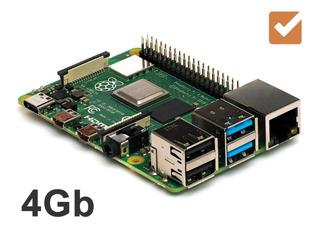 Raspberry Pi 4 4gb El Mejor Precio