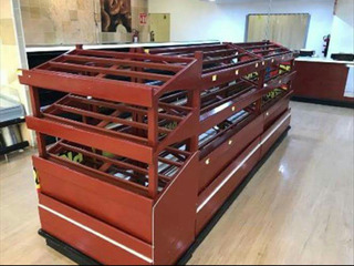 Mueble Para Exhibir Pan