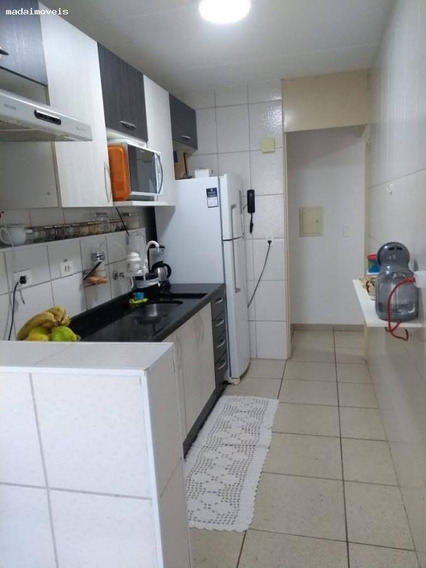 Apartamento Para Venda Em Mogi Das Cruzes, Cézar De Souza, 2 Dormitórios, 1 Banheiro, 1 Vaga - 2714_2-1068173