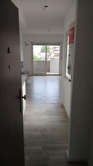 Departamento Monoambiente A Estrenar Abasto Con Balcón