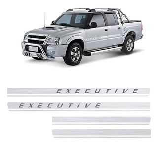 Kit Faixa Executive S10 Blazer 2009 A 2011 Adesivo Lateral