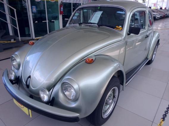 Volkswagen Fusca 1.6 8v Álcool 2p Manual