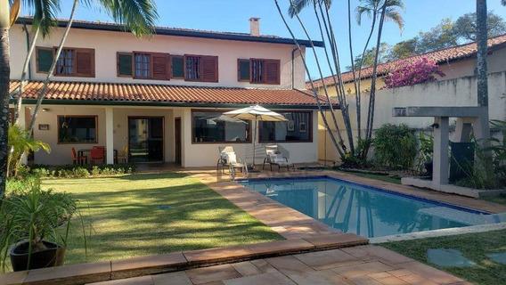 Casa Com 4 Dormitórios À Venda, 422 M² Por R$ 1.600.000 - Chácara Da Barra - Campinas/sp - Ca14298