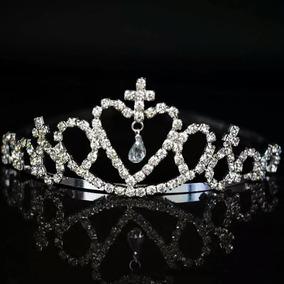 Tiara Coroa Princesa Luxo Infantil Promoção