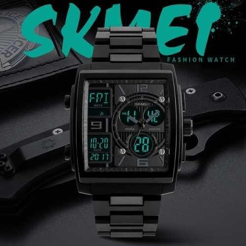 Relógio Skimei Analógico Digital Preço Promocional