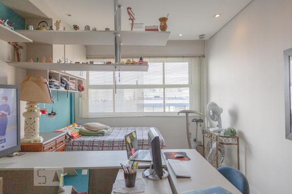 Apartamento Para Aluguel - Centro, 1 Quarto, 34 - 893118279