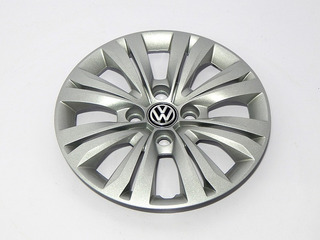 Jogo Calota De Aro 14 Genuína Volkswagen Gol Voyage G6 G7