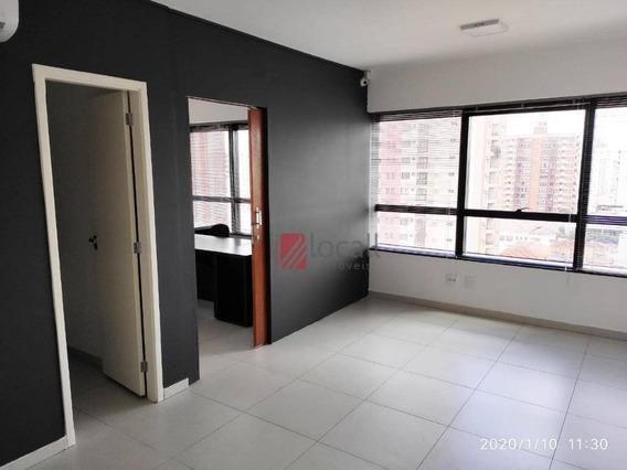 Sala Para Alugar, 40 M² Por R$ 1.200/mês - Vila Redentora - São José Do Rio Preto/sp - Sa0310