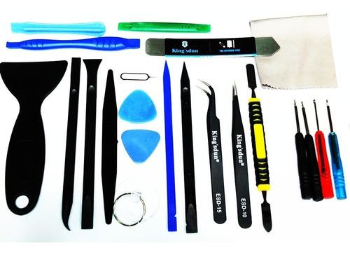 Herramientas Reparacion Celulares Macbook iPhone 22 Piezas