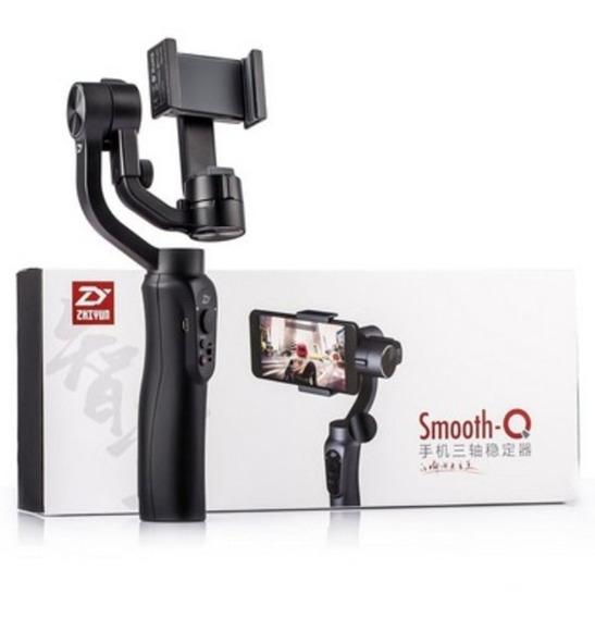 Estabilizador De Vídeos Para Celular 3 Eixos Zhiyun Smooth