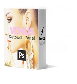 Plugin Photoshop Panel Venus Retoque Retouch 2019 Win Mac!