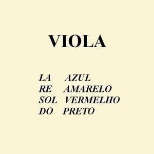 Encordoamento Viola De Arco Mauro Calixto