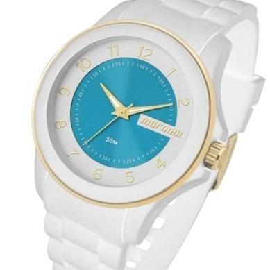 Relógio Mormaii Feminino Luau Mo2035an/8b 12x Sem Juros
