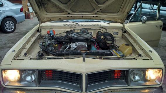 Dodge Lebaron 1979 Com Gnv