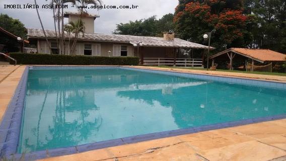 Chácara Para Venda Em Atibaia, Jardim Dos Pinheiros, 5 Dormitórios, 1 Suíte, 3 Banheiros, 8 Vagas - 291