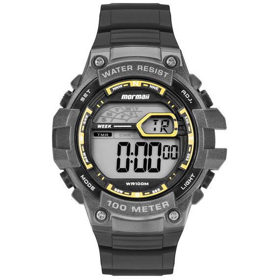 Relógio Masculino Digital Mormaii Esportivo Mo3480ab/8y