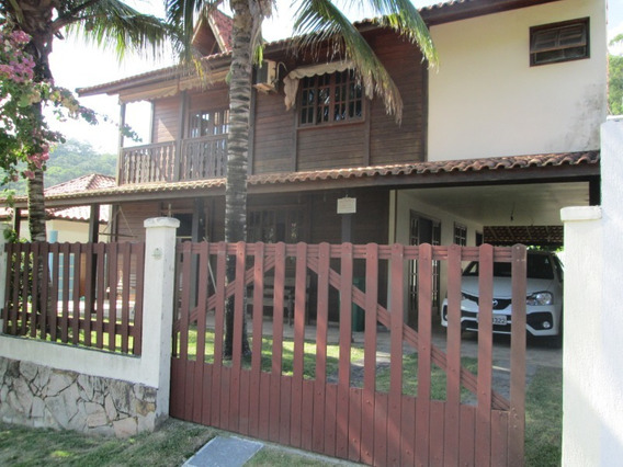 Linda Casa Com 3 Quartos Em Condomínio No Rio Do Ouro - Ca00138 - 33951674