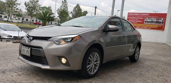 Toyota Corolla 2015 1.8 Le At