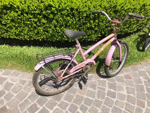 Bicicleta Olmo Color Rosa Para Niña Envío Al Interior