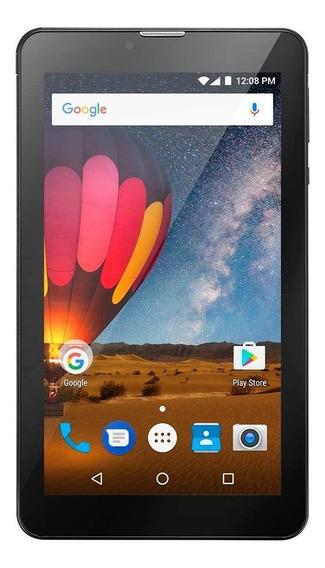 Tablet Multilaser M7 3g Plus 8gb 7 Pol Dual Chip Preto Nb269