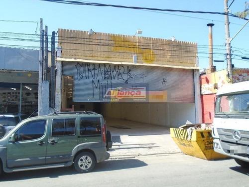 Galpão À Venda, 500 M² - Jardim Presidente Dutra - Guarulhos/sp - Ai18288