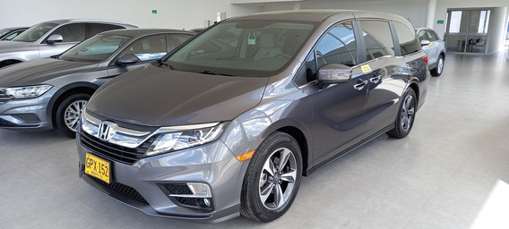Honda Odyssey Exl Nr X At