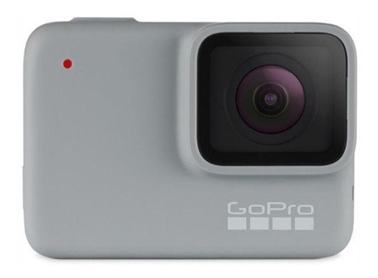Camera Digital De Video Gopro Hero 7 White (chdhb-601-rw)