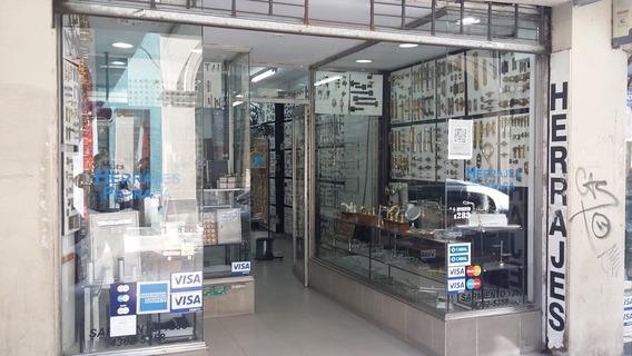Fondo De Comercio Herrajes Calle Sarmiento (zona De Herrajes