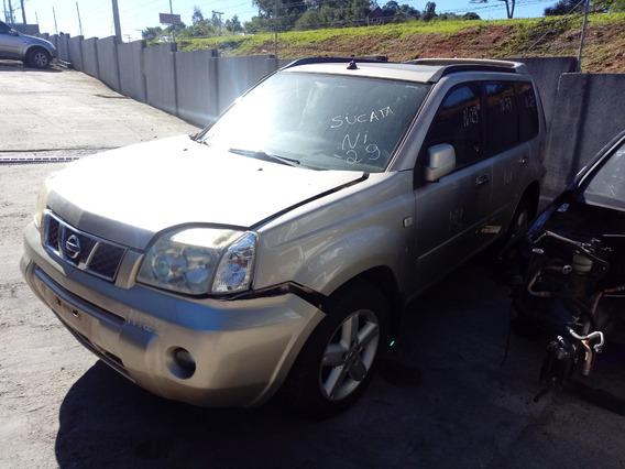 Sucata Nissan Xtrail Gx 2005