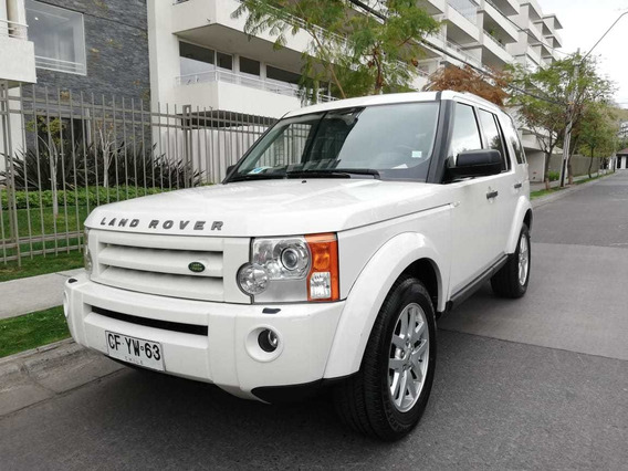 Land Rover Discovery Iii 2010 4x4 Full Impecable.