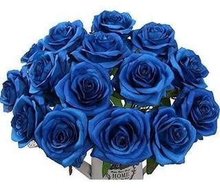 Flores Artificiales Plantas Artificiales B06xh6zlxn Amyhomie