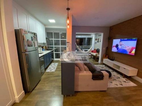 Imagem 1 de 24 de Apartamento Com 2 Dormitórios À Venda, 70 M² Por R$ 480.000,00 - Centro - São Bernardo Do Campo/sp - Ap3181