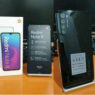 Xiaomi Redmi Note 64gb Black