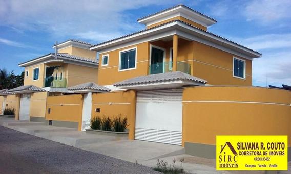Casa Duplex - 4 Qts- Itaipuaçu- S.b. Lagoa R$ 525 Mil - 329