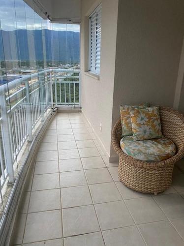 Imagem 1 de 15 de Apartamento Para Venda Por R$1.060.000,00 Com 142m², 3 Dormitórios, 1 Suite E 3 Vagas - Bertioga, Bertioga / Sp - Bdi36078
