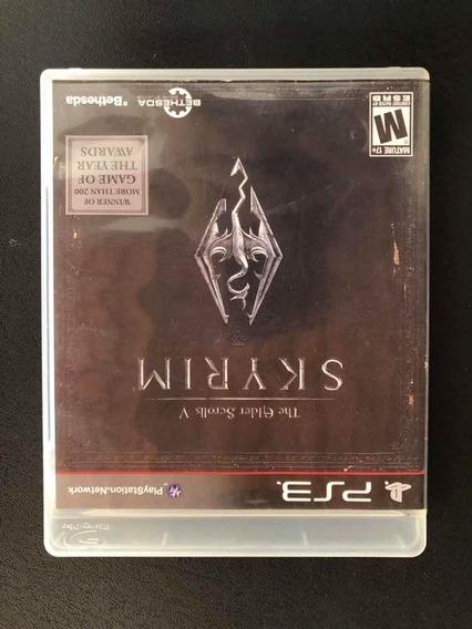 The Elder Scrolls V - Skyrim Ps3