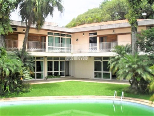 Casa 5 Dormitórios 5 Suítes 6 Vagas No Jardim Guedala!!! - Pp17565