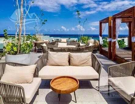 Departamento En Venta En Playa Del Carmen/it Hotel Y Residencial